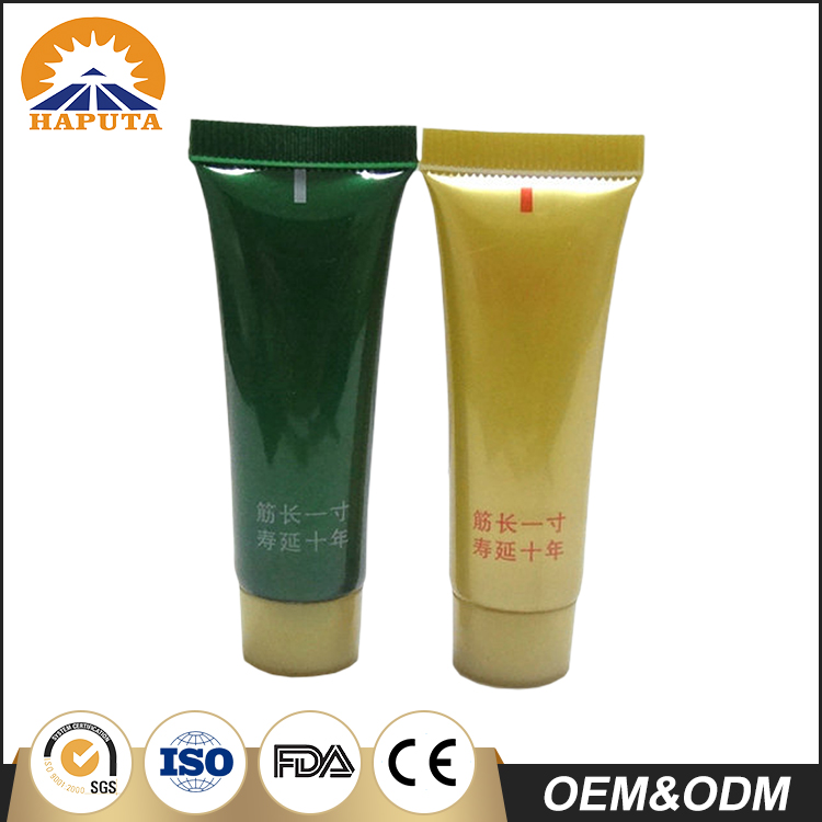 10ml Opaque Cosmetic Plastic Tube For Hand Cream Or Tester